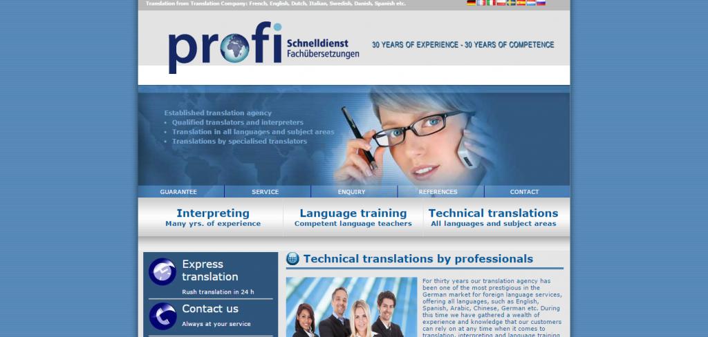 Express translation worldwide