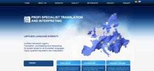 PROFI SPECIALIST TRANSLATION AND INTERPRETING
