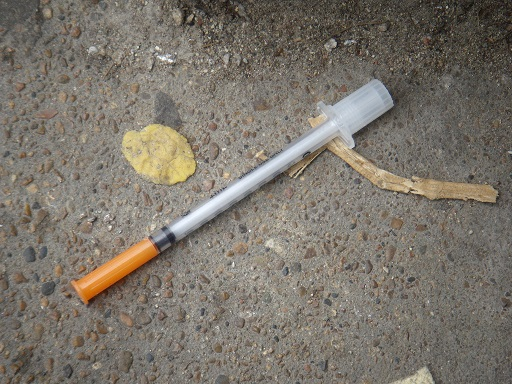 Columbus and the Heroin epidemic